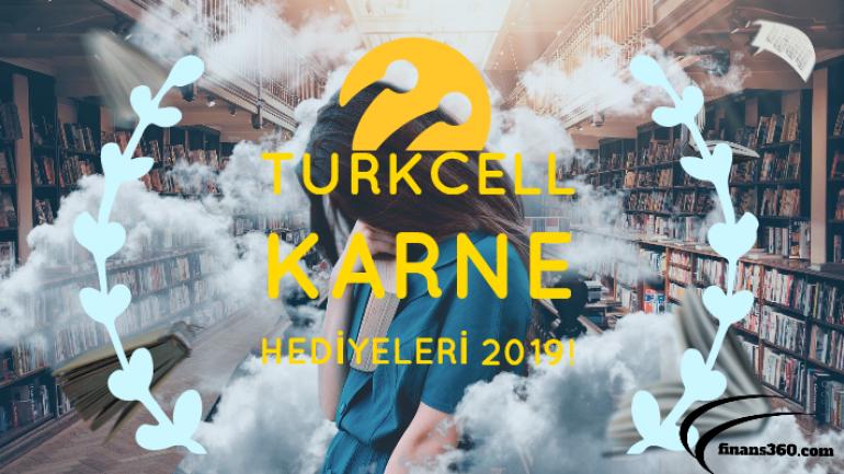 """Turkcell'den Karne Hediyeleri """"IphoneX"""" ve """"3GB internet"""""""