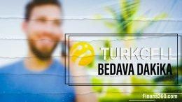 Turkcell Mobil Bedava-Hediye Dakika Paketleri!
