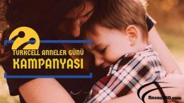 Turkcell Anneler Gününe Özel Bedava internet!
